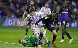El Real Valladolid necesita reconstruir sus virtudes