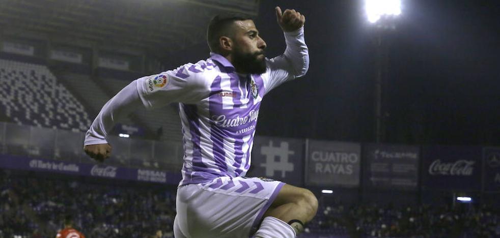 El Real Valladolid supera al Mallorca y se mete en los octavos de la Copa