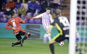En vídeo: Todos los goles del Real Valladolid-Mallorca