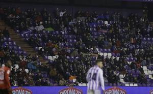 Real Valladolid: 'Hashtag' enciende tu móvil
