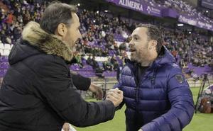 Sergio González: «La victoria nos ha servido para recuperar la sonrisa»