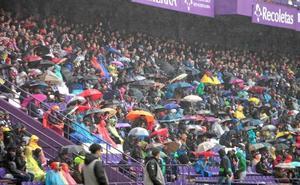 El Real Valladolid recibirá al Atlético de Madrid con lleno en Zorrilla