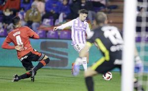 El Real Valladolid jugará frente a la Real Sociedad sin Ivi ni Joaquín