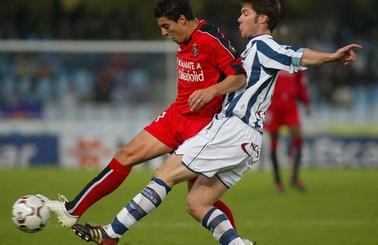 El Real Valladolid solo ha ganado cuatro veces en 69 años en San Sebastián