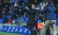 Garitano: «El Real Valladolid se ha defendido muy bien»