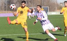 El Real Valladolid B se impone al Burgos CF (1-0)