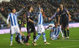 Todos los vídeos del Real Sociedad-Real Valladolid
