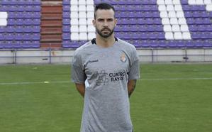 El Zaragoza anuncia la incorporación de Alberto Guitián, procedente del Real Valladolid