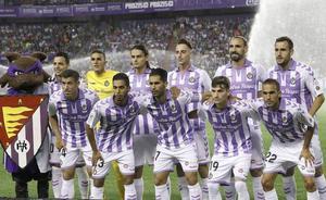 El Real Valladolid demuestra que el bloque de Segunda era válido para Primera