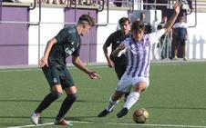 El Juvenil del Real Valladolid se mide el domingo de tú a tú al Real Madrid en Valdebebas