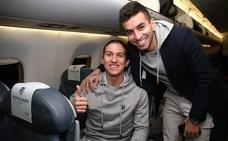 El Atlético de Madrid decide viajar hasta Valladolid... ¡en avión!