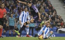 Enes Ünal, único delantero del Real Valladolid para recibir al Atlético