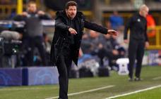 Simeone no conoce la derrota en el estadio Zorrilla... ¡ni el empate!