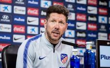 Simeone teme a un Valladolid que «trabaja bien en bloque y genera espacios en velocidad»