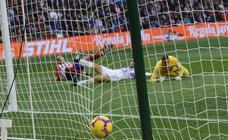 Real Valladolid 2 - 3 Atlético de Madrid