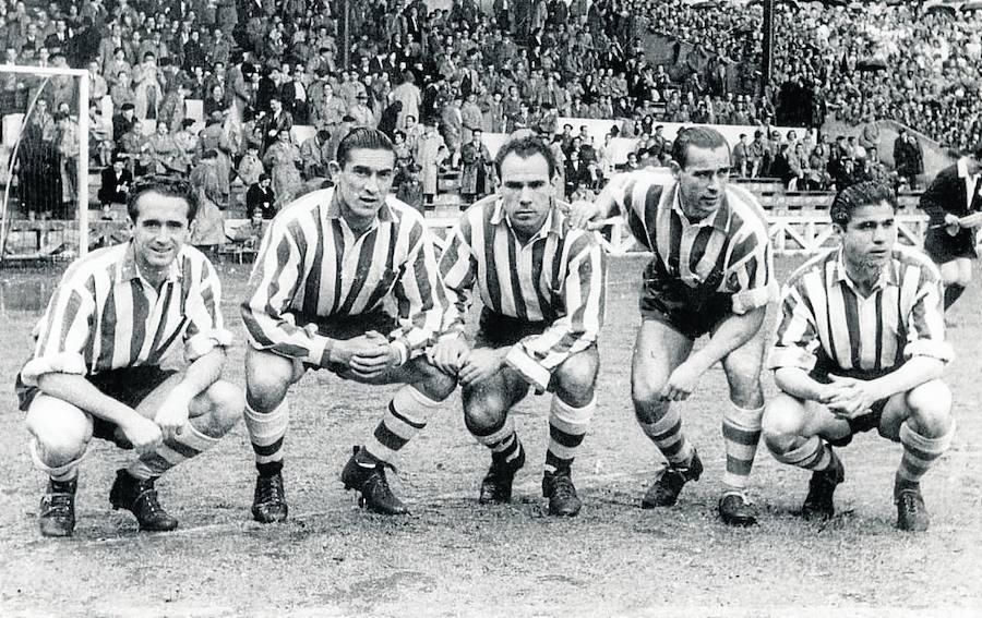 Cuando el Athletic era el club con más seguidores de España