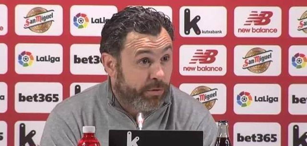 Sergio González: «Ha sido la rúbrica a un año increíble»