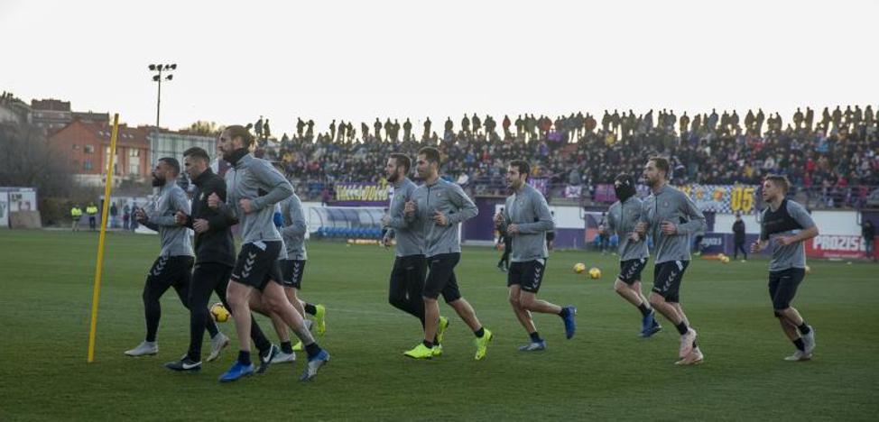 Míchel da por hecha su renovación con el Real Valladolid