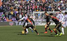 El Real Valladolid tuvo demasiada prisa