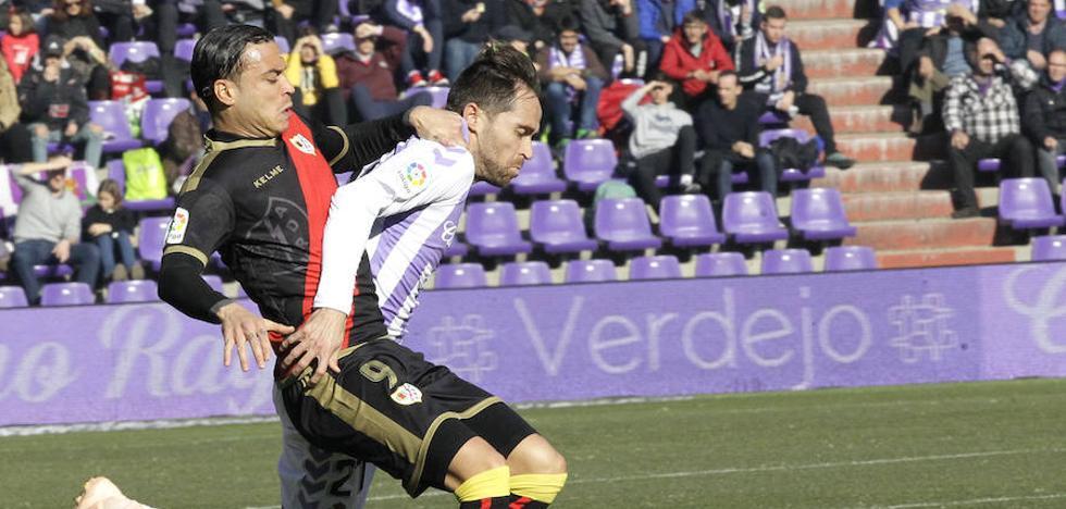 Míchel, del Real Valladolid, asegurá que se redimirá tirando el próximo penalti