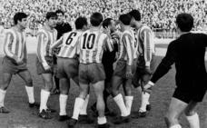 El Rayo-Real Valladolid de 1968, un regalo de Reyes con escándalo arbitral