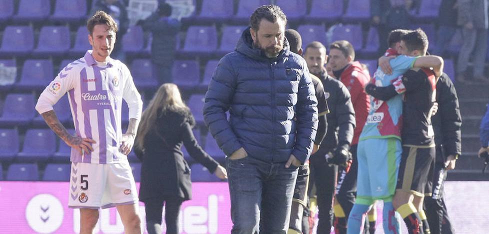 La peor primera vuelta del Real Valladolid en casa de su historia en Primera