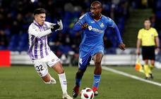 Getafe 1 - 0 Real Valladolid