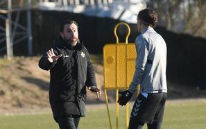 El Real Valladolid viajará a Valencia a intentar «aprovechar la presión de Mestalla»
