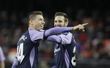 Valencia 1 - 1 Real Valladolid