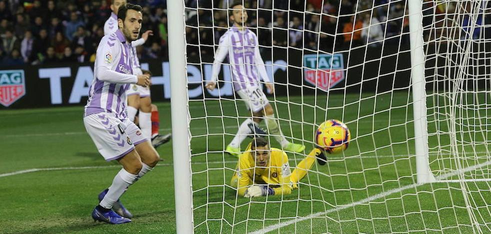 El socorrido mal momento del Real Valladolid