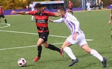 El Real Valladolid B prolonga su mala racha de resultados fuera de casa