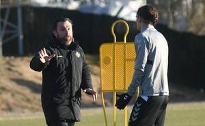 El Real Valladolid saldrá «fuerte» frente al Getafe, «pero no suicida»