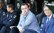 Sergio envía señales de aviso al Real Valladolid