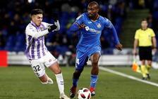 El Real Valladolid, obligado a marcar para poner en aprietos al Getafe