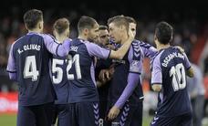 Los deberes del Real Valladolid para la segunda vuelta