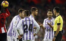 Sergio aprovechará el Real Valladolid-Getafe para dar descanso a cinco habituales