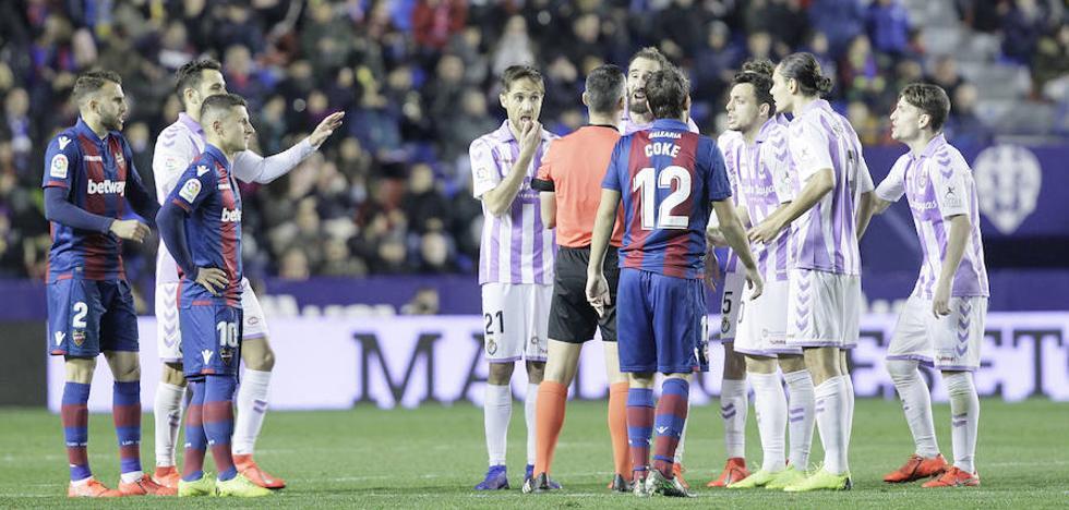 Una 'Varvaridad' contra el Real Valladolid