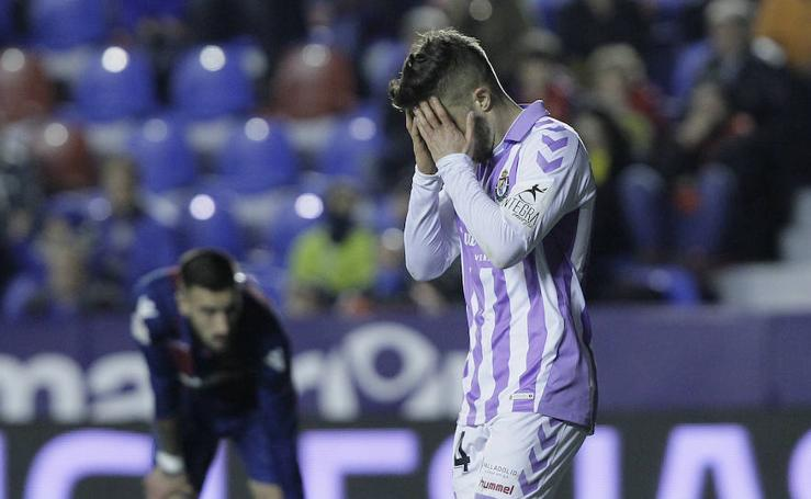 Levante 2 - 0 Real Valladolid