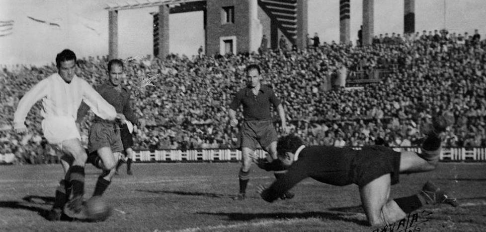 Así ganó el Real Valladolid la Copa Federación de 1953