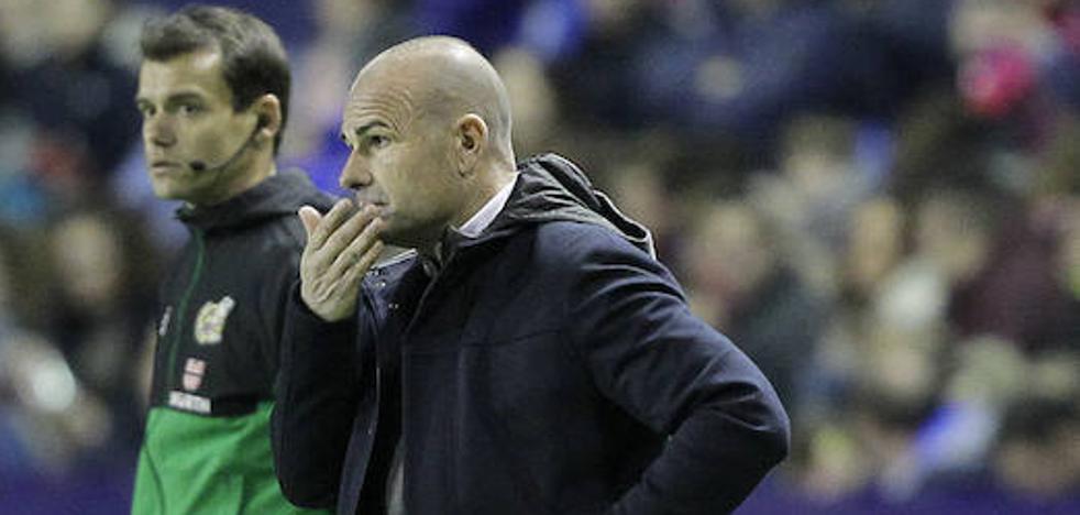 El entrenador del Levante considera que su equipo ganó al Real Valladolid «con justicia»
