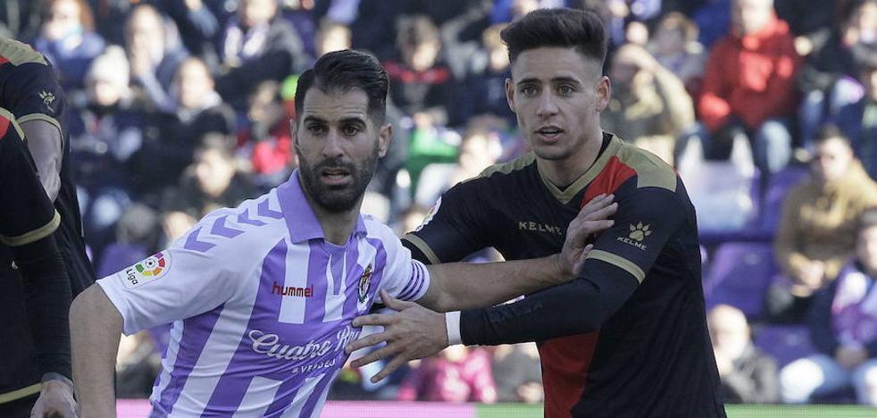 Sánchez Martínez y Cordero Vega arbitrarán el Real Valladolid-Celta