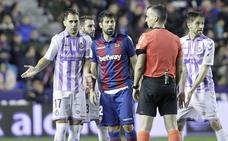 Al Real Valladolid se le quedó cara de tonto