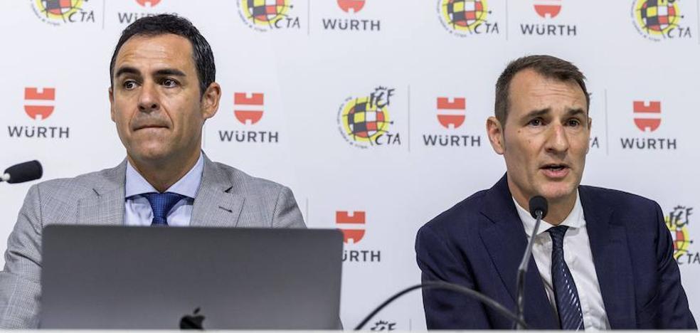 Clos Gómez resolverá este viernes las dudas de los jugadores del Real Valladolid sobre el VAR
