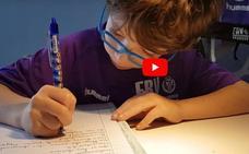 Un niño de 8 años escribe una carta contra el maltrato del VAR hacia el Real Valladolid