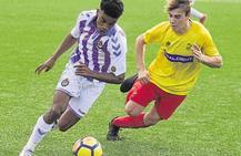 El Valladolid Juvenil vuelve a la senda del triunfo en Alcorcón