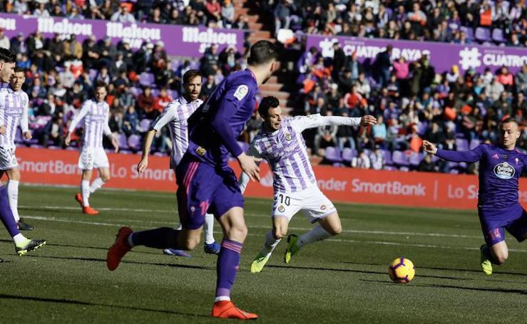 Real Valladolid 2 - 1 Celta de Vigo