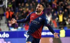 En vídeo: Todos los goles del Huesca-Real Valladolid