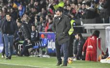 Sergio González: «No estuvimos a la altura que se espera de nosotros»