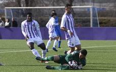 El Real Valladolid B huye de los puestos de descenso con una victoria de prestigio