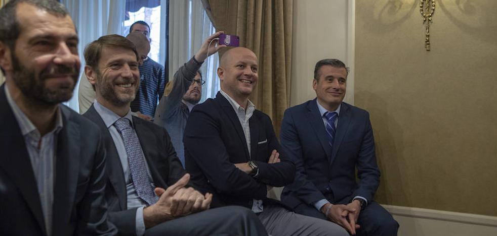 Así es el nuevo organigrama del Real Valladolid